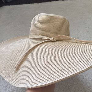 XL wide brim sun hat